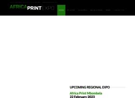 africaprintexpo.com