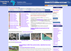 africapropertylistings.com