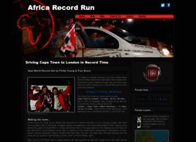 africarecordrun.com