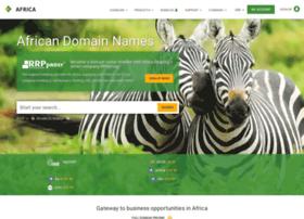 africaregistry.com
