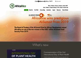 africarice.org