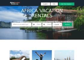 africavacationrentals.com
