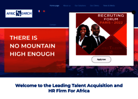 africsearch.com