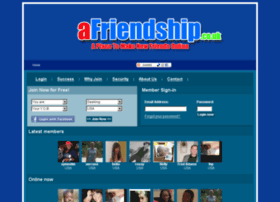 afriendship.co.uk