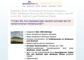 afrikaans-woerterbuch.online-media-world24.de