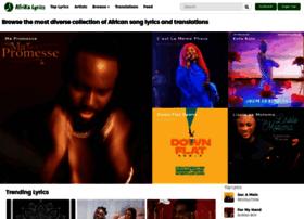 afrikalyrics.com
