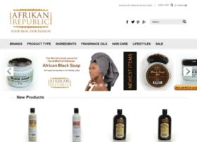 afrikanrepublic.com