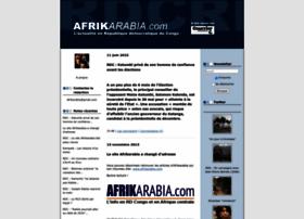 afrikarabia.blogspirit.com