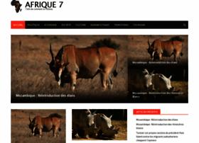 afrique7.com
