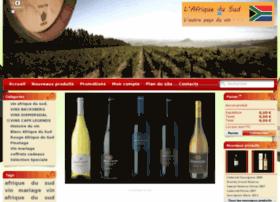 afriquedusudvin.fr
