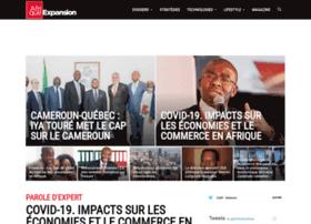 afriqueexpansion.com