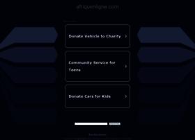 afriquenligne.com