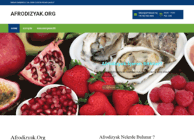 afrodizyak.org