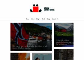afroginthefjord.com