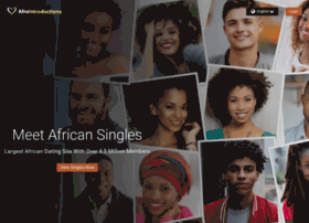 Afrointroduction dating site