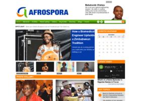 afrospora.com