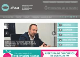 afsca.gov.ar