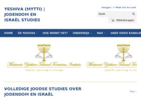 afstandsonderwijs-messiaanse-yeshive-studies.myshopify.com