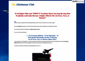 afterburnerclub.com