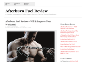 afterburnfuelreview.org