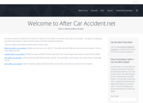 aftercaraccident.net