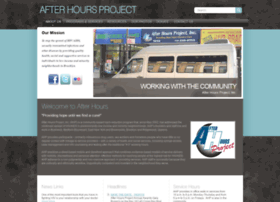afterhoursproject.org