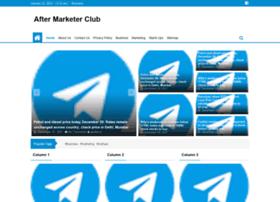 aftermarketerclub.com