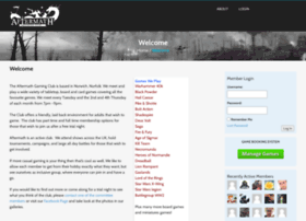 aftermath-club.co.uk
