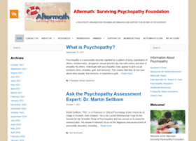 aftermath-surviving-psychopathy.org