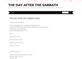 aftersabbath.com