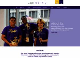 afterschoolmatters.org