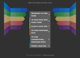 aftershockeconomy.com