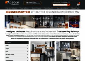 agadondesignerradiators.co.uk