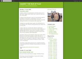 againsttherunofplay.blogspot.de