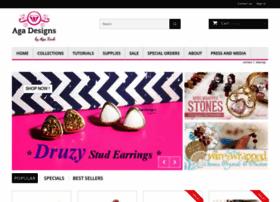 agajewelrydesigns.com
