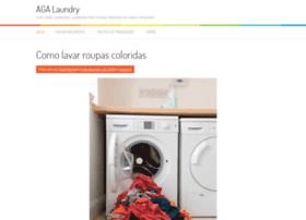 agalaundry.com