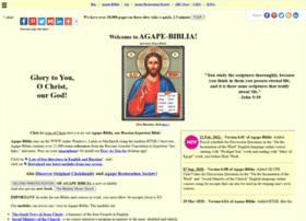 agape-biblia.org