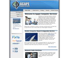 agape-computers.com