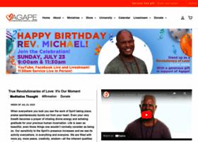 agapelive.com