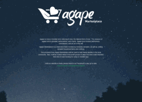 agapemarketplace.org