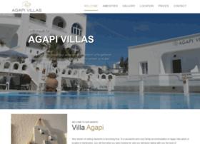 agapivillas.gr