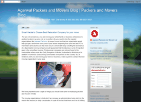 agarwal-packersandmovers.blogspot.in