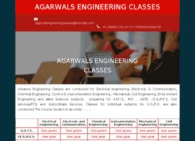 agarwalengineeringclasses.com