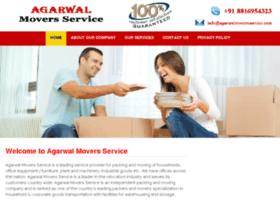agarwalmoversservice.com