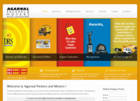 agarwalpackers.co