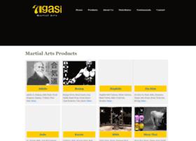 agasi-martialarts.com