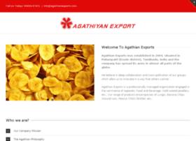 agathianexports.com