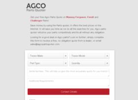 agcopartsquoter.com