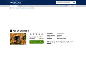age-of-empires-ii.waxoo.com