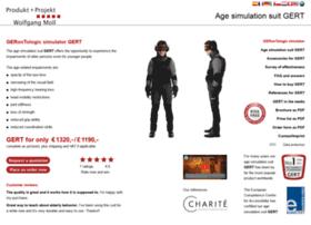 age-simulation-suit.com
